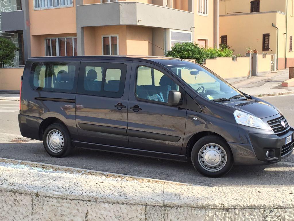 Fiat Scudo Jenky Tour